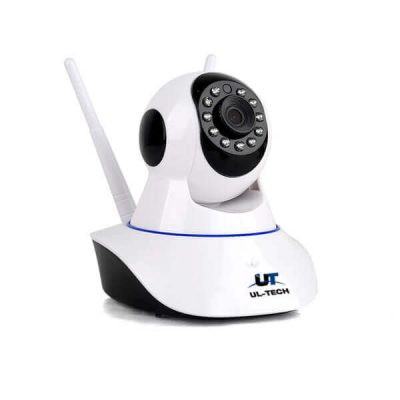 UL Tech 720P IP Wireless Camera - White