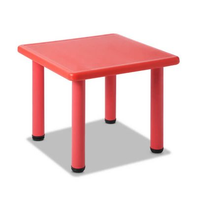 Keezi Kids Table and Chair Set - Red