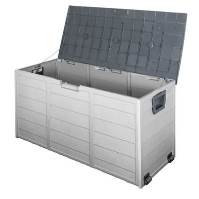 Giantz 290L Outdoor Storage Box - Grey